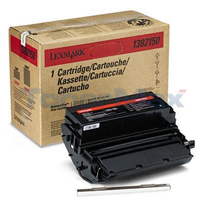 LEXMARK OPTRA L TONER CARTRIDGE BLACK 14K